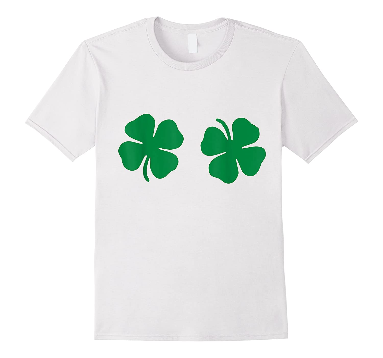 Saint St Patrick S Day Tshirt Funny Irish Boobs Tee