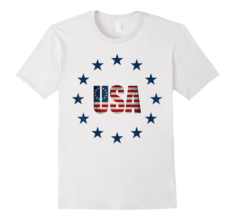 Vintage Betsy Ross Flag T-shirt