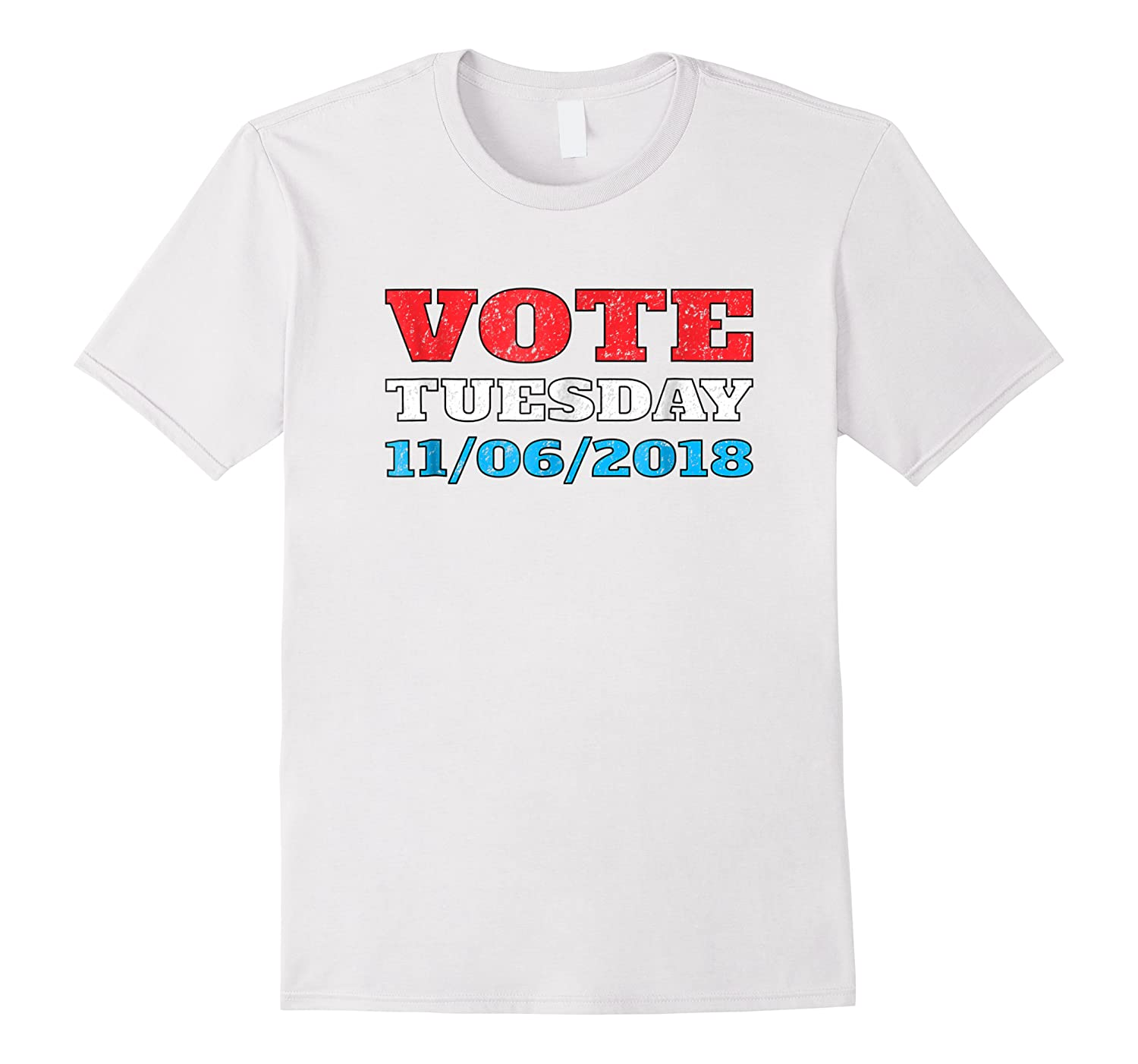 Vote Tuesday November 6 2018 Midterm Day Reminder T Shirt