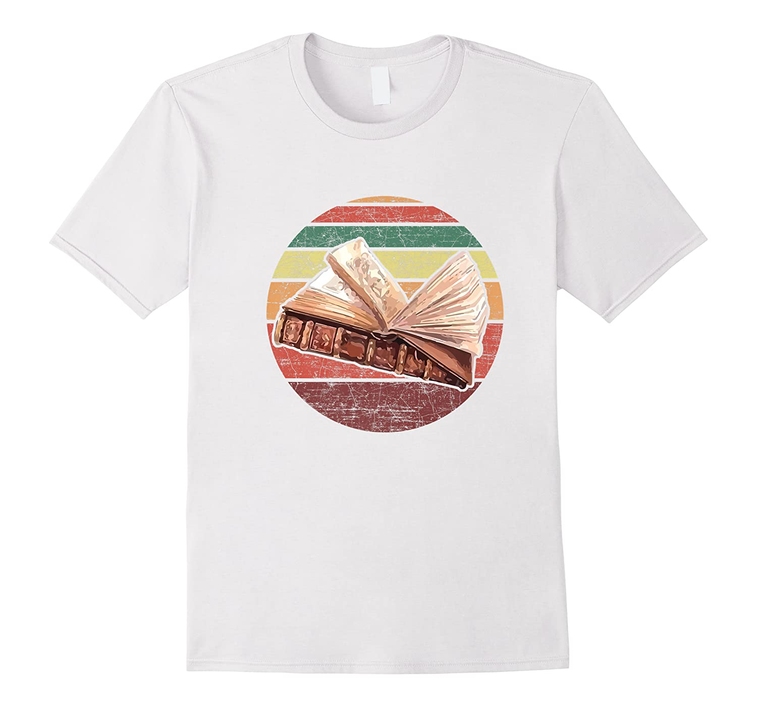 Bookworm Vintage Retro Bookish Reading Read A Book Day Gift Premium T Shirt