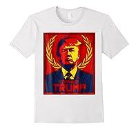 Comrade Trump Protest Resist Impeach Russia Propaganda Shirt White