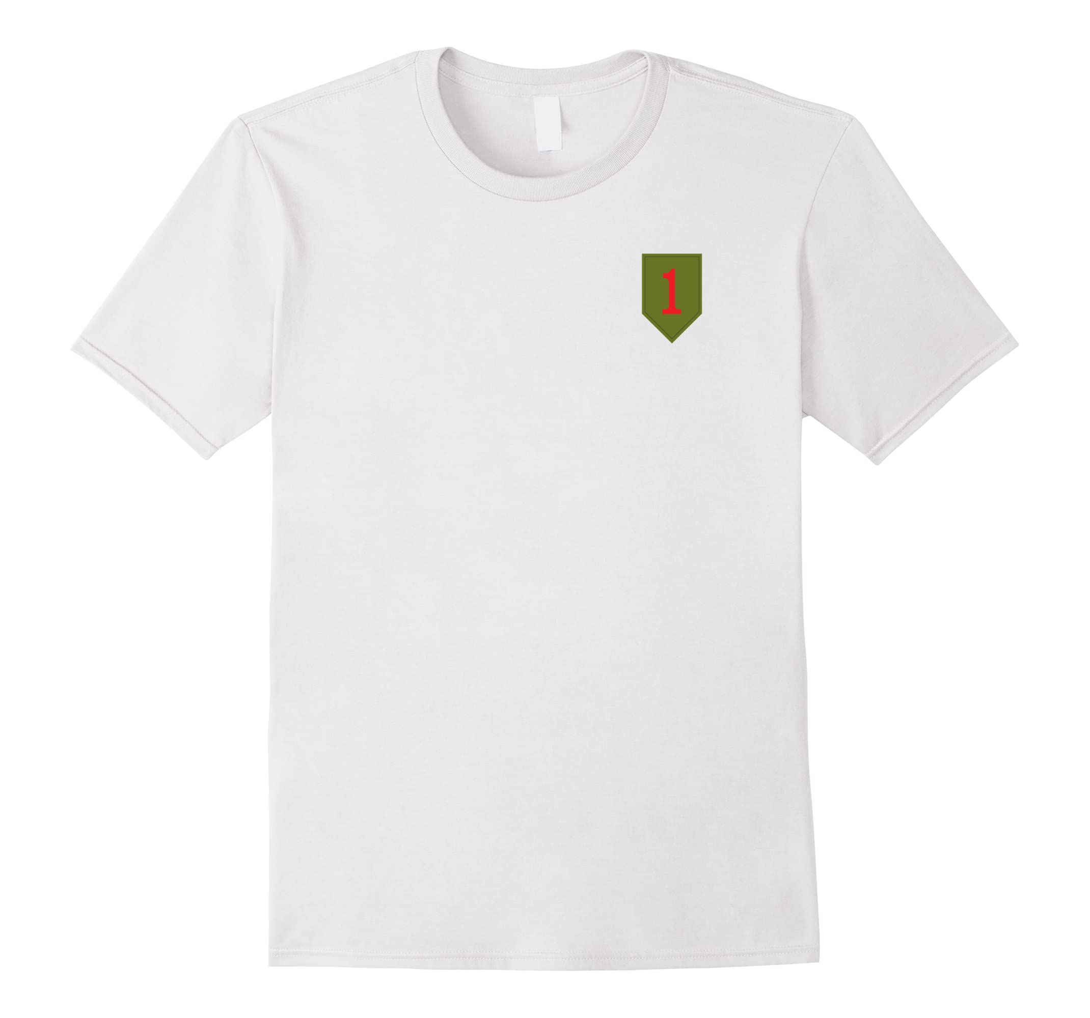 d2120e0c Big Red One / 1st Infantry Division T-Shirt-ah my shirt one gift ...