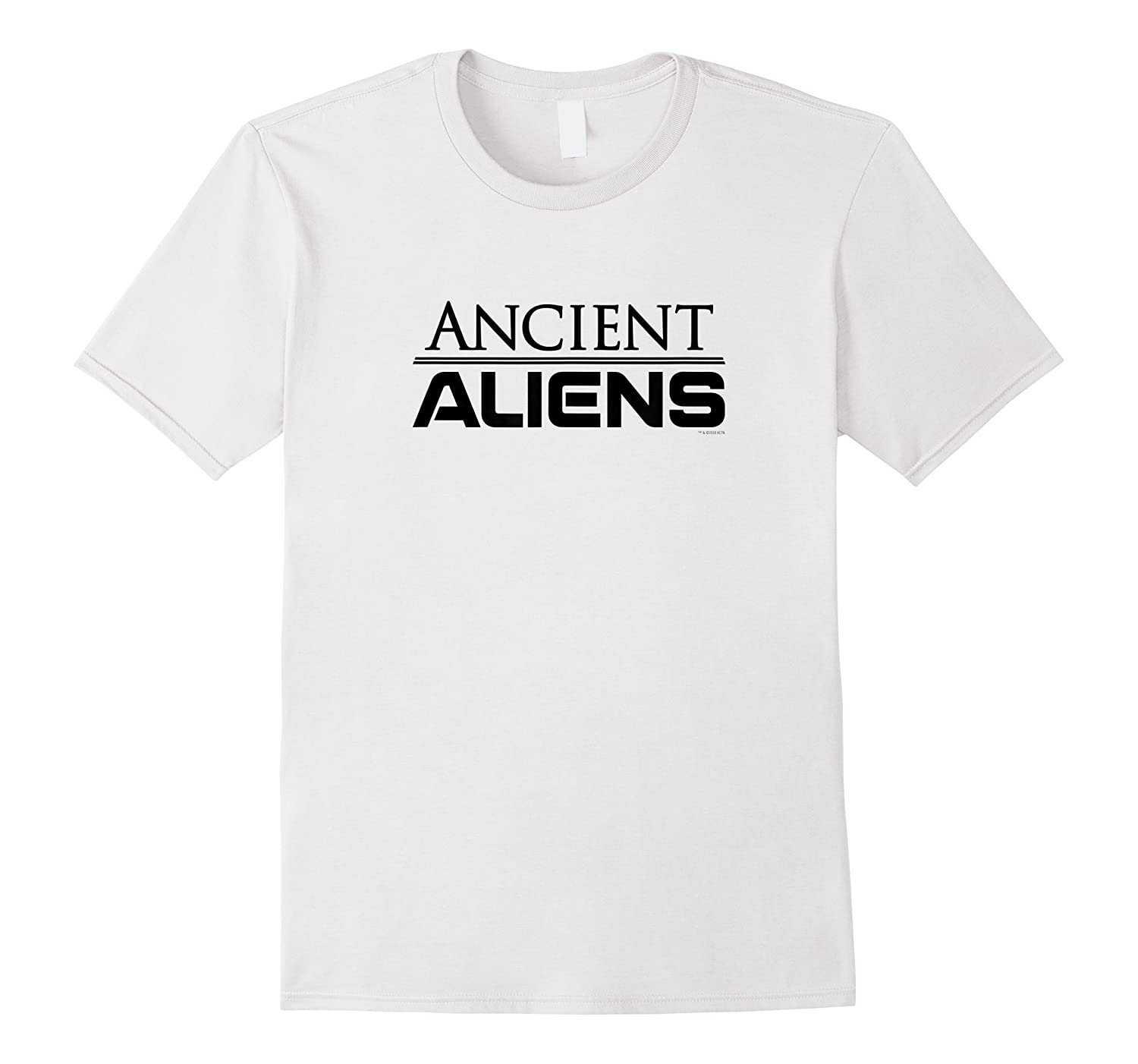 Ancient Aliens Logo Standard Official History Shirts