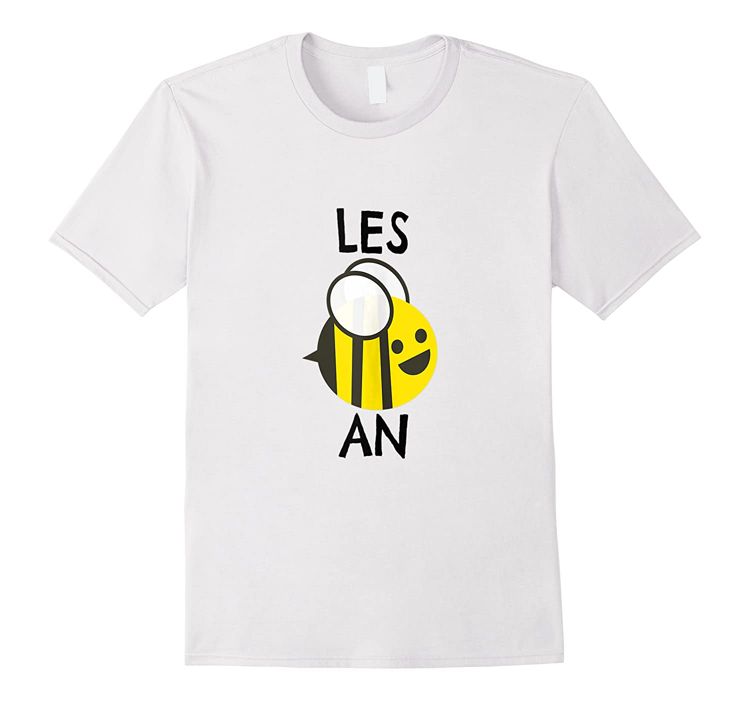 Cute And Funny Lesbian Bee Les Bee An Lgbt Pride Gift Shirts