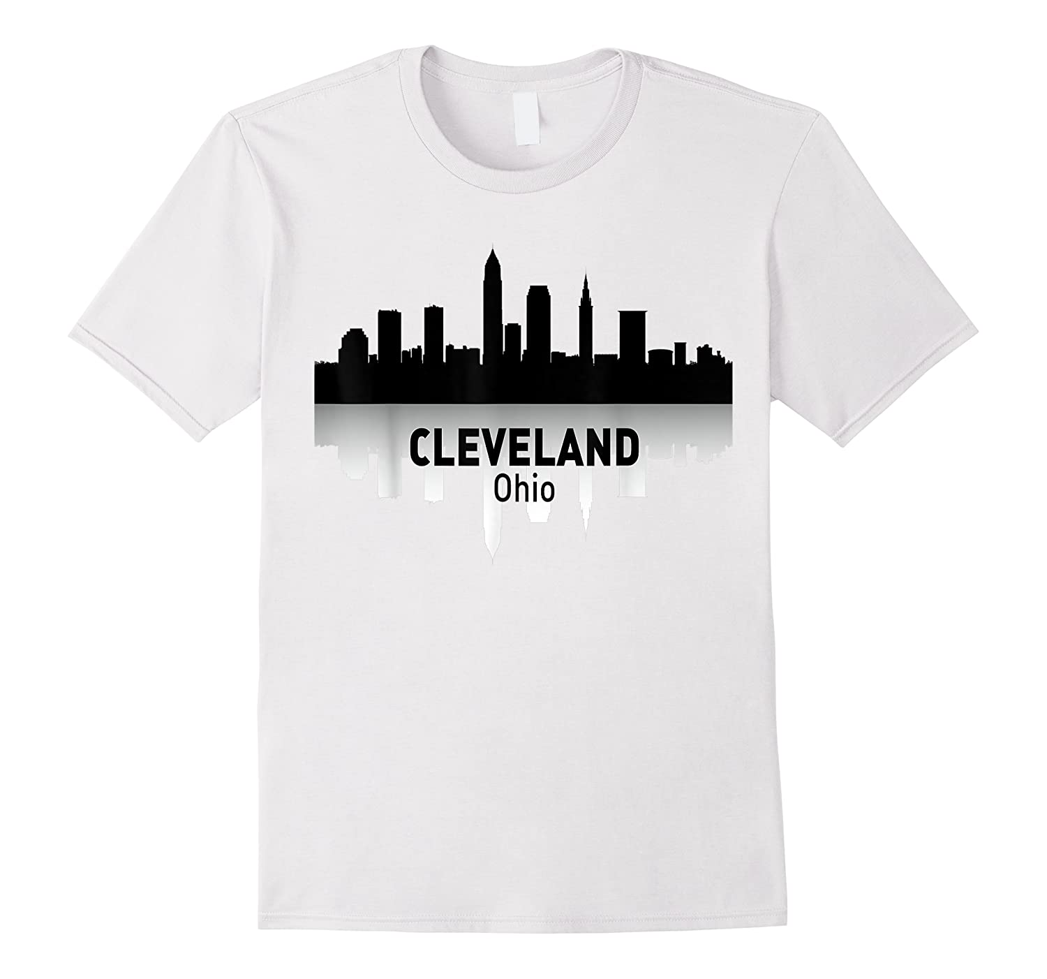 Cleveland Cleveland Skyline Native American Ther Shirts