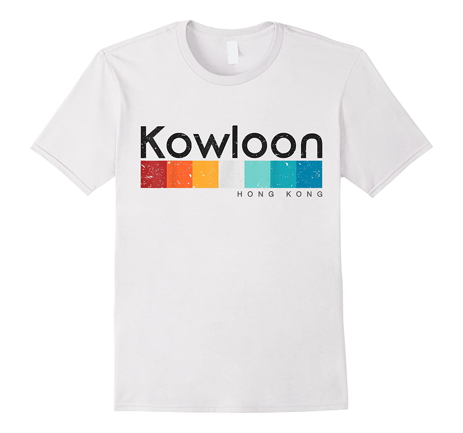 Kowloon Hong Kong Retro Style Vintage Design Shirts