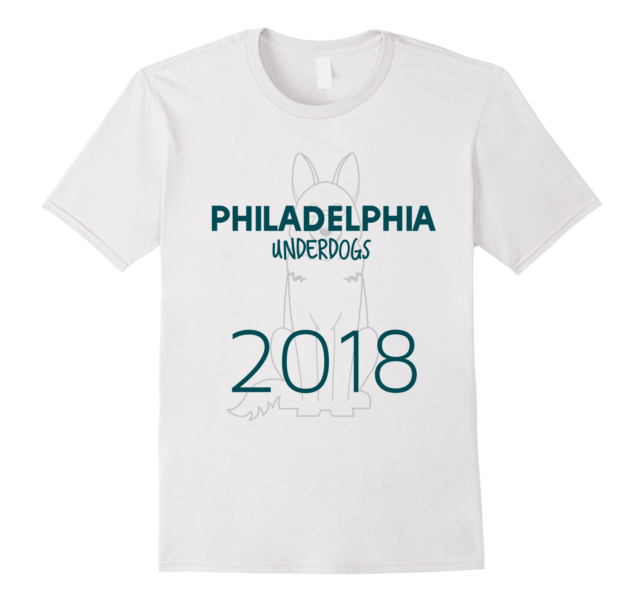 Philly Philadelphia Underdogs 2018 Game Day T-Shirt-ah my shirt one gift 5af8b304b