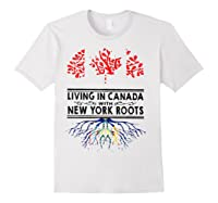 Living In Canada With New York Roots Ny Shirts White