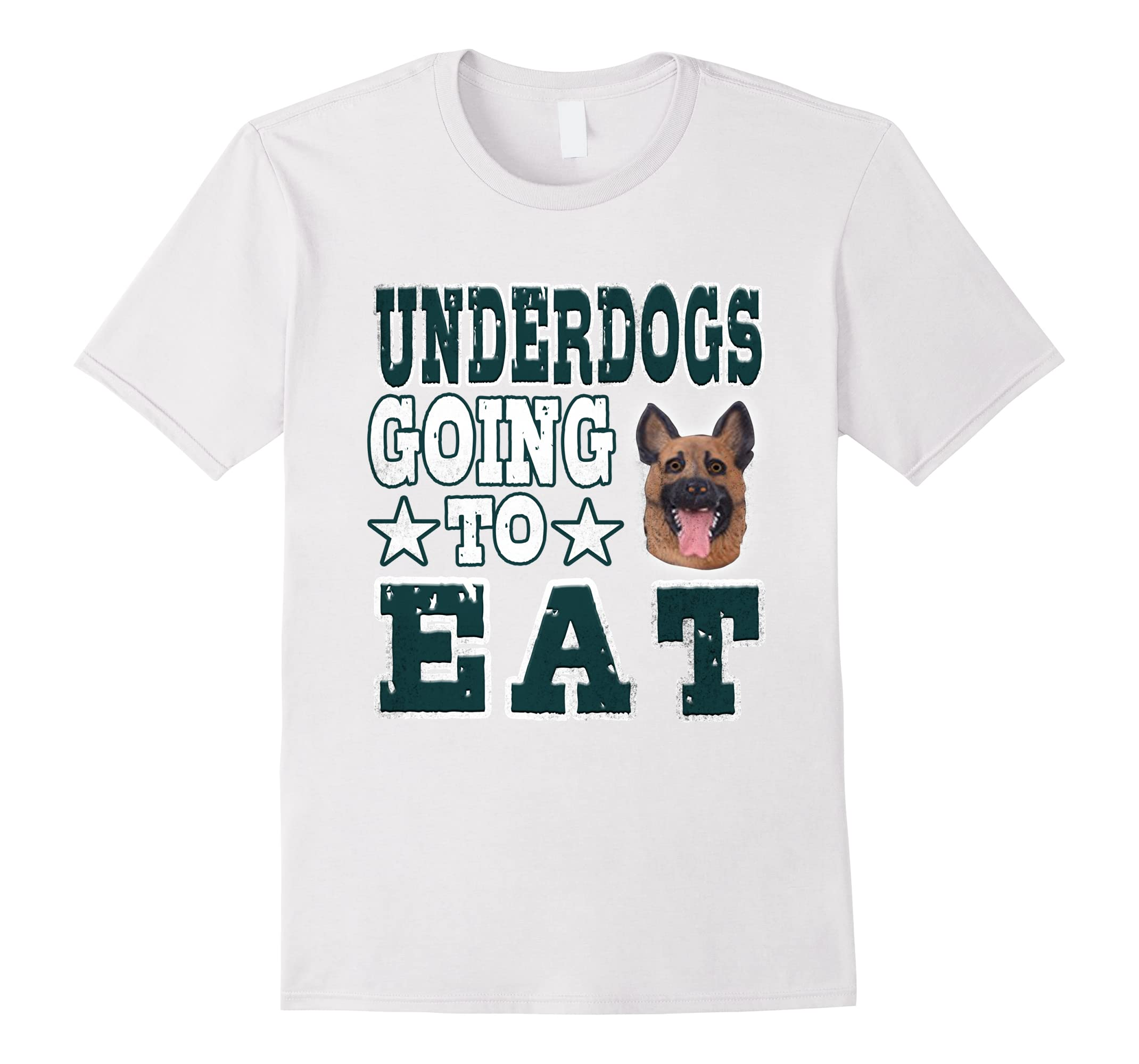 Underdogs Going To Eat Tee Shirt 9 Bird Gang-RT