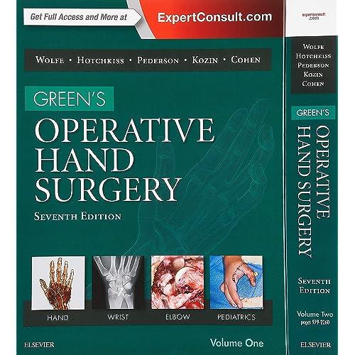 Hand Surgery: Amazon com