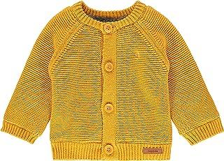 BigBig Style Baby Jungen Strickmantel Knopfleiste Cardigan Langarm Pullover Strickwaren