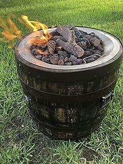Best bourbon barrel fire pit Reviews
