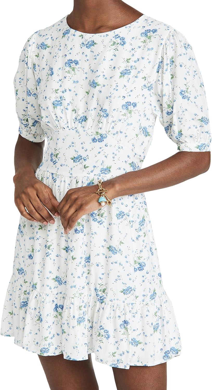 Faithfull The Brand Women's Desmond Mini Dress