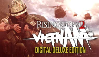 Rising Storm 2: Vietnam - Upgrade to Digital Deluxe Edition - DLC [Online Game Code]