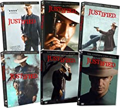 justified seasons