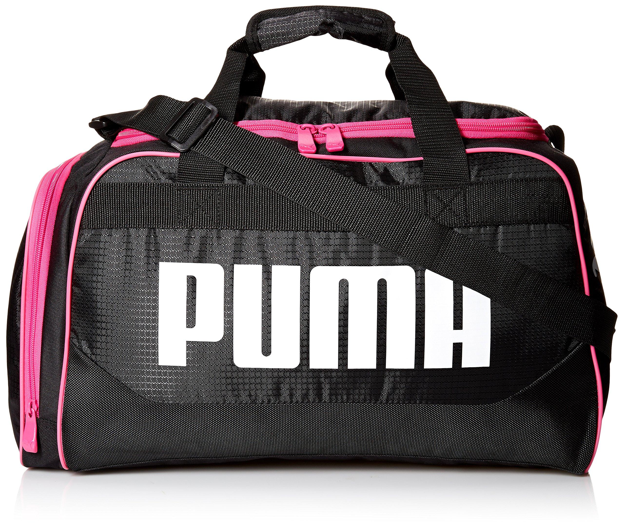 PUMA Evercat Dispatch 女士帆布鞋 黑色/粉色 One Size