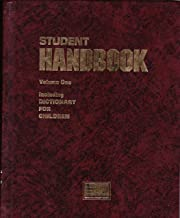 Student Handbook: Four Volume Set Including Dictionary for Children, Young Reader's Companion, Roget's University Thesaurus & What Happened When
