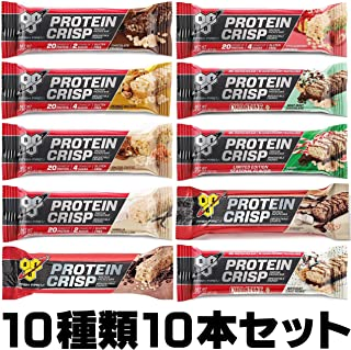 BSN シンサ6 プロテイン クリスプ バラエティ パック(BSN Syntha-6 Protein Crisp Variety Pack)