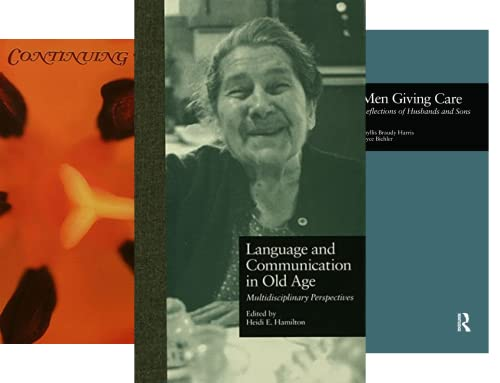 Issues in Aging (6 Book Series)