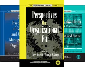 SIOP Organizational Frontiers (29 Book Series)