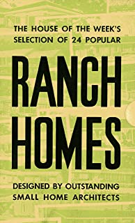 Ranch Homes: 1967 Your Home Booklets 24 Floor Plans digital restoration (Retro Relics in PR Book 2)