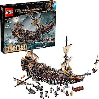 LEGO Piratas del Caribe Caribe-71042 Silenciosa Mary (71042), Multicolor, Miscelanea