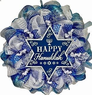 Best hanukkah wreaths for sale Reviews