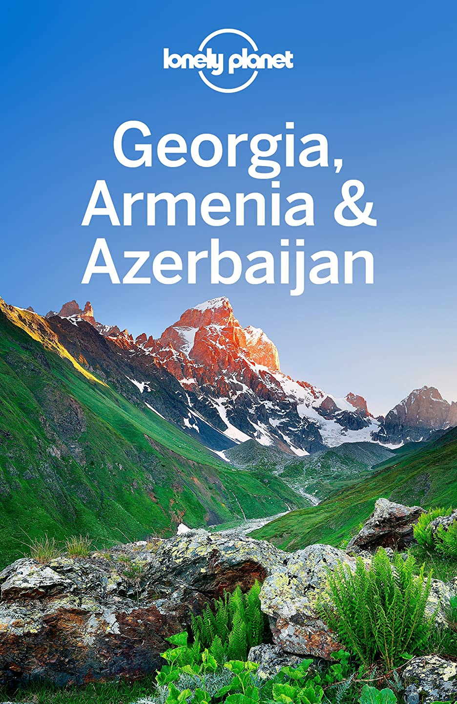 先行する想定するロケットLonely Planet Georgia, Armenia & Azerbaijan (Travel Guide) (English Edition)