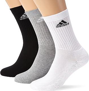adidas, Adi Crew Half-Cushion - Calcetines para Hombre