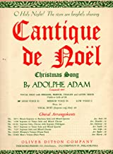 o holy night in french