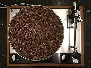 CoRkErY2 Cork N Rubber Turntable Platter Mat | 1/8