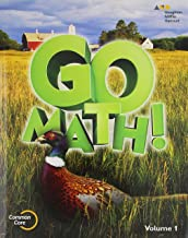 Go Math!: Student Edition Set Grade 5 2015
