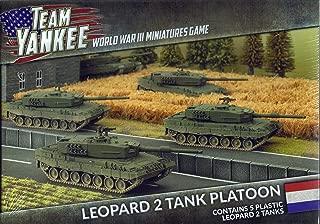 Team Yankee: Dutch: Leopard 2 Tank Platoon Platoon (TDBX01)