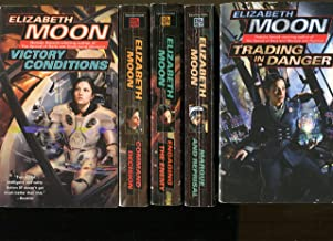 Vatta's War Complete 5-title Set By Elizabeth Moon: Trading in Danger; Marque and Reprisal; Engaging the Enemy; Command Decision & Victory Conditions.