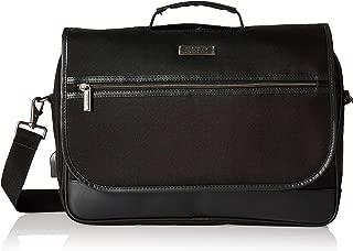 it luggage flapover briefcase