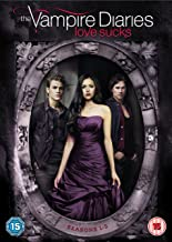 The Vampire Diaries Seasons 1-5  The Vampire Diaries - Seasons One to Five  NON-USA FORMAT, PAL, Reg.2 United Kingdom
