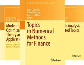 Springer Proceedings in Mathematics & Statistics (50 Book Series)
