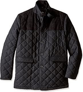 Hart Schaffner Marx Men's Big-Tall Stallworth Quilted Shooting Jacket