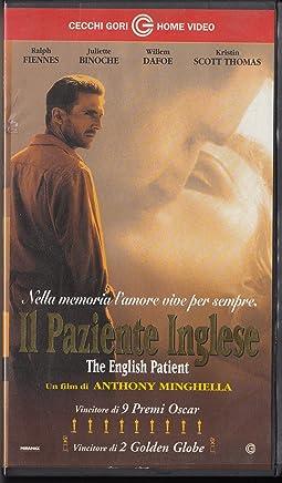 Il paziente inglese (1996) VHS