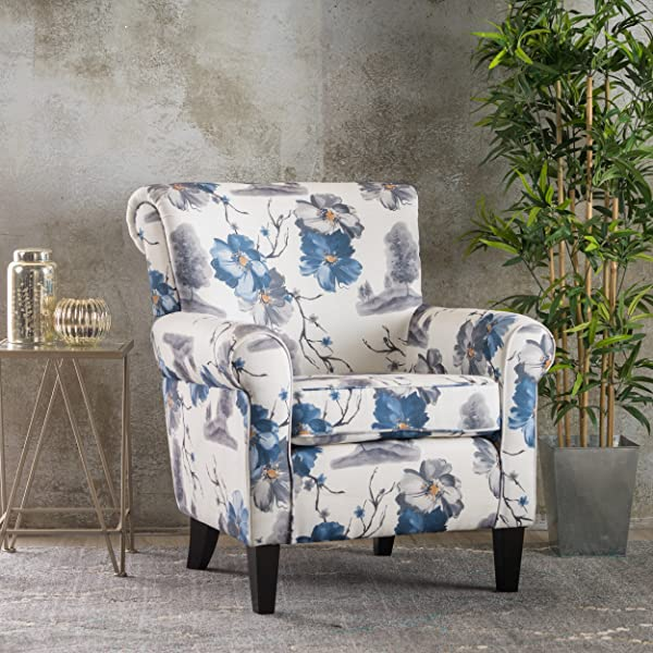 Christopher Knight Home 300437 Roseville Arm Chair Floral Print