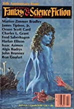 The Magazine of Fantasy & Science Fiction, 36th Anniversary Issue, Vol. 69, No. 4,  Whole No. 413 (October, 1985)