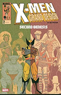 X-Men: Grand Design - Second Genesis (2018) #2 (of 2)