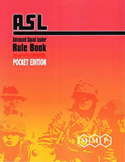 MMP: Pocket Edition Rules for the ASL Advanced Squad Leader Game Series