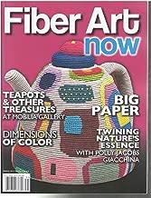 Fiber Art Now Magazine Spring 2013