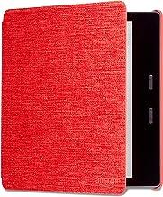 Capa de tecido resistente à água para Kindle Oasis - Cor Vermelha