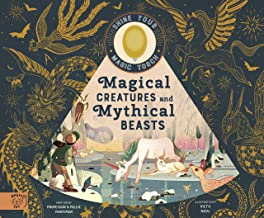 Shine your Magic Torch: Magical Creatures and Mythical Beasts: Includes magic torch which illuminates more than 30 magical...