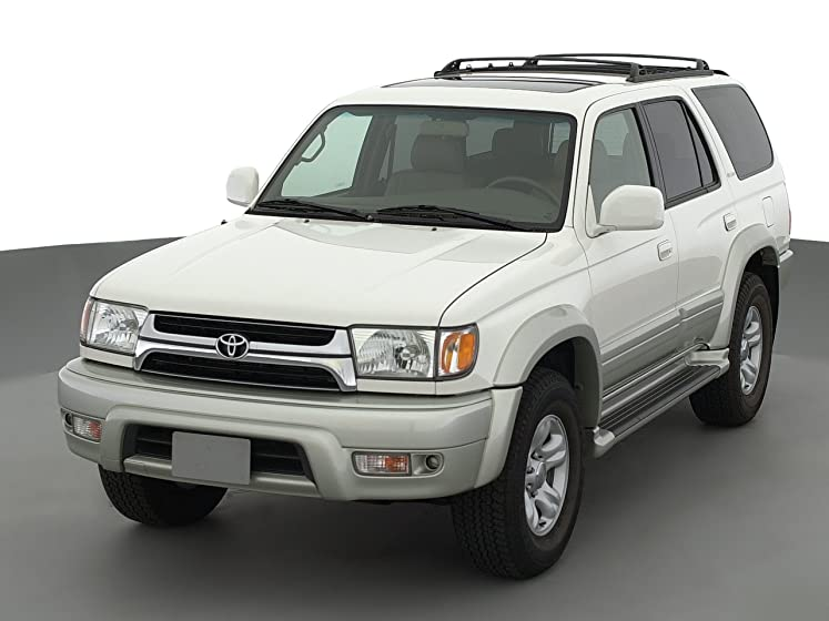 Amazon Com 2001 Toyota 4runner Reviews Images And Specs Vehicles