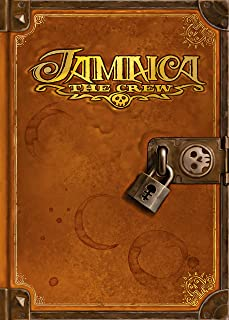 Fantasy Flight Games Current Edition Jamaica The Crew Board Game