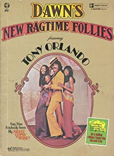 Dawn's New Ragtime Follies, Featuring Tony Orlando (Piano/Vocal & Ragtime Section)