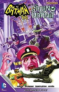 Batman '66 Meets The Green Hornet #5 (Batman '66 Meets the Green Hornet)